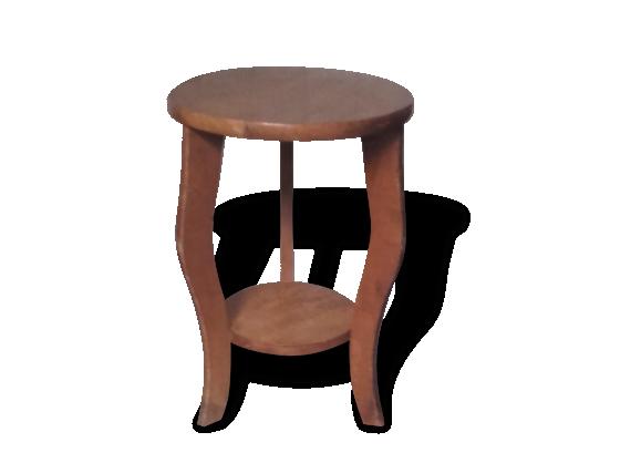 sellette bois achat vente de sellette pas cher. Black Bedroom Furniture Sets. Home Design Ideas