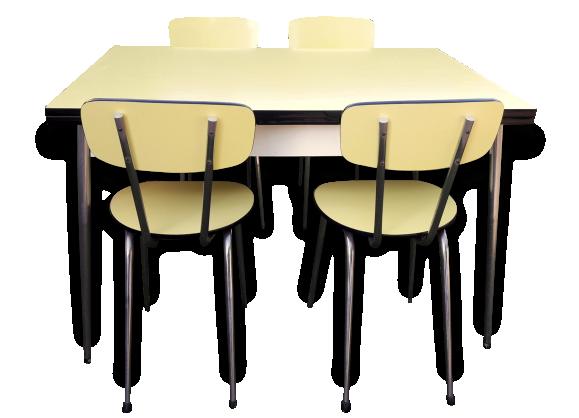 Meuble formica achat vente de meuble pas cher for Meuble cuisine formica jaune