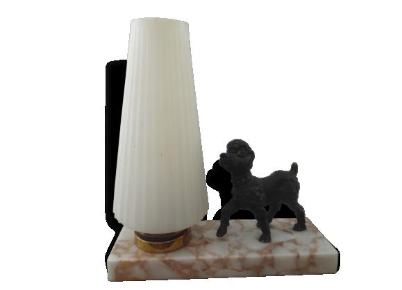lampe chien achat vente de lampe pas cher. Black Bedroom Furniture Sets. Home Design Ideas
