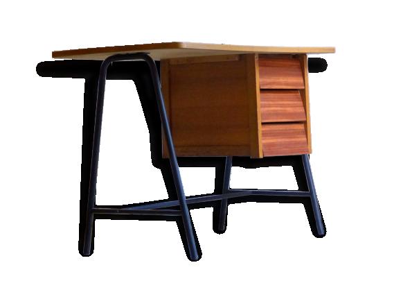 meuble formica vintage. Black Bedroom Furniture Sets. Home Design Ideas