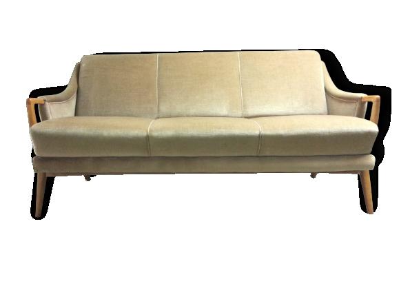 canap ann es 50 60. Black Bedroom Furniture Sets. Home Design Ideas