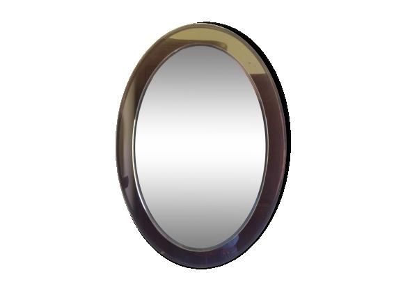 miroir forme achat vente de miroir pas cher. Black Bedroom Furniture Sets. Home Design Ideas