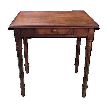 Table de salle manger vintage d 39 occasion for Table design for debut