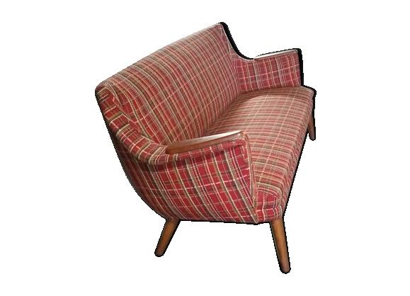 Canapé danois sofa cocktail années 50-60