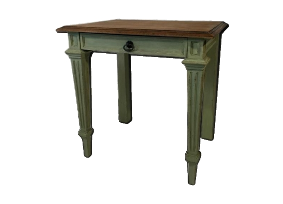 Table ancienne 19ème style Louis XVI