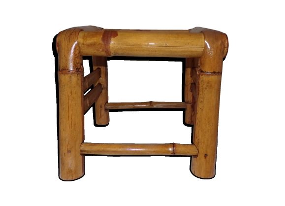 Tabouret bambou