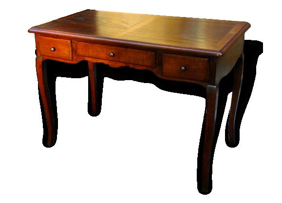 bureau ch ne ann es 50 bois mat riau marron dans son jus vintage 133833. Black Bedroom Furniture Sets. Home Design Ideas