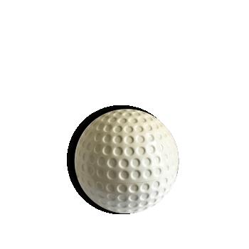 Sceau à glaçons - balle de golf