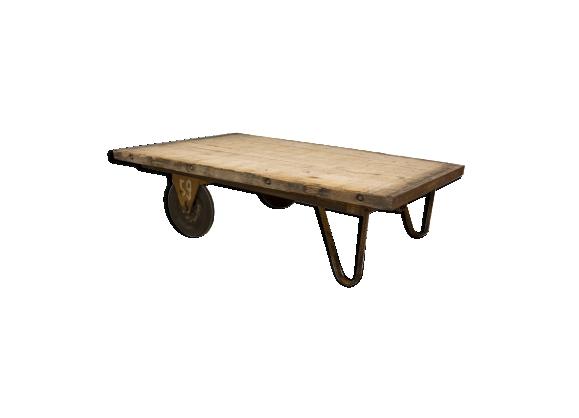table basse plateau amovible. Black Bedroom Furniture Sets. Home Design Ideas