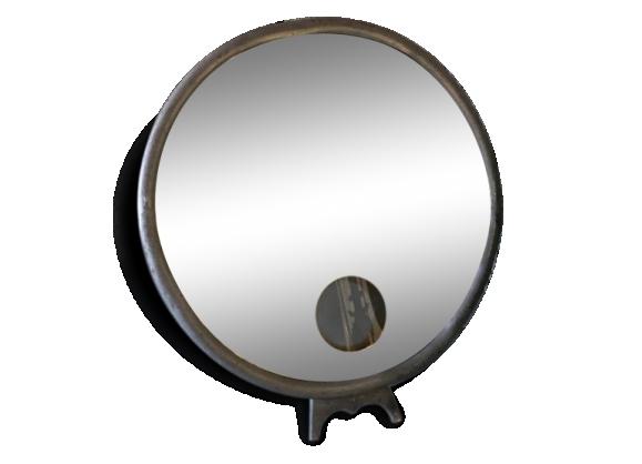Miroir triptyque achat vente de miroir pas cher for Miroir loupe