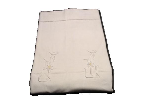 nappe lin achat vente de nappe pas cher. Black Bedroom Furniture Sets. Home Design Ideas