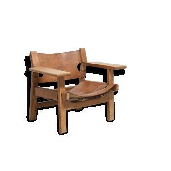 """Spanish Chair"" Borge Mogrensen"