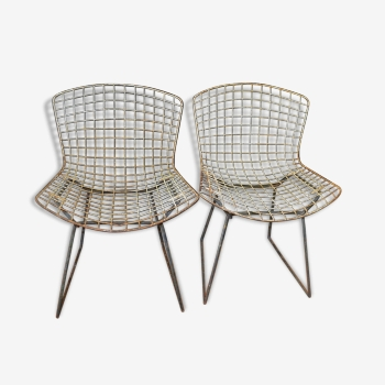 harry bertoia meubles sign s harry bertoia vintage d 39 occasion. Black Bedroom Furniture Sets. Home Design Ideas