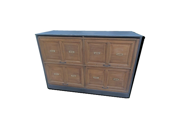 meuble ancien industriel. Black Bedroom Furniture Sets. Home Design Ideas