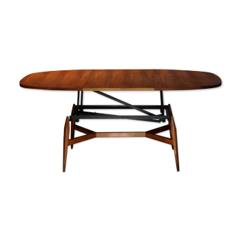 Table basse style scandinave d 39 occasion for Table basse relevable scandinave