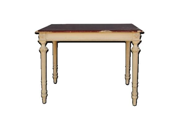 Table d'appoint de style Louis XVI fin XIXème