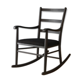 rocking chair vintage d 39 occasion. Black Bedroom Furniture Sets. Home Design Ideas
