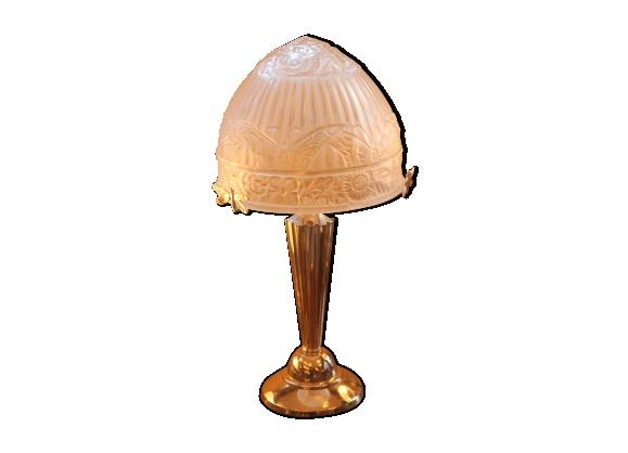 Lampe d'appoint art deco époque 1930