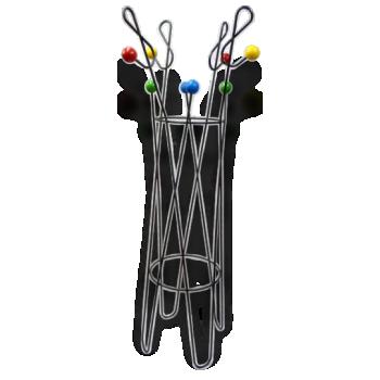 pat res portemanteaux style design d 39 occasion. Black Bedroom Furniture Sets. Home Design Ideas