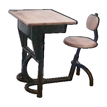 Mobilier et d coration pour chambre d 39 enfant vintage d for Bureau enfant evolutif