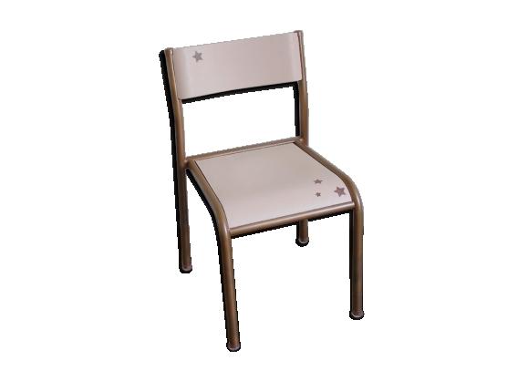 chaise cole enfant. Black Bedroom Furniture Sets. Home Design Ideas