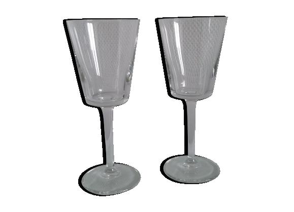 Duo de verres à pied