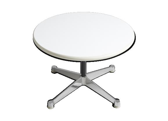 table basse de eames par herman miller bois mat riau. Black Bedroom Furniture Sets. Home Design Ideas