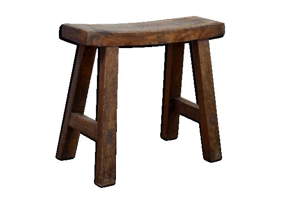 banc de ferme ann es 20 30 le fait main. Black Bedroom Furniture Sets. Home Design Ideas