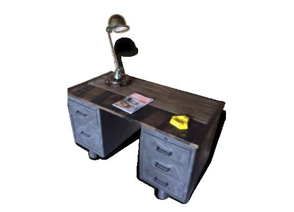 meuble ancien metal. Black Bedroom Furniture Sets. Home Design Ideas