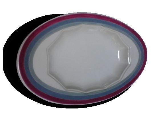 Petit plat ovale Didier HBCM