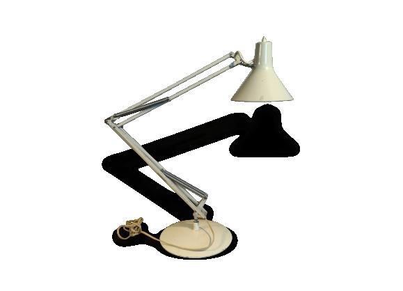 lampe luxo sur pied vers 1960 39 s le fait main. Black Bedroom Furniture Sets. Home Design Ideas
