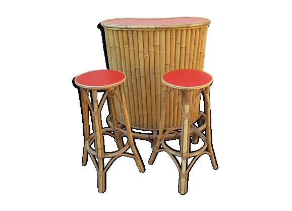 meuble bar vintage. Black Bedroom Furniture Sets. Home Design Ideas
