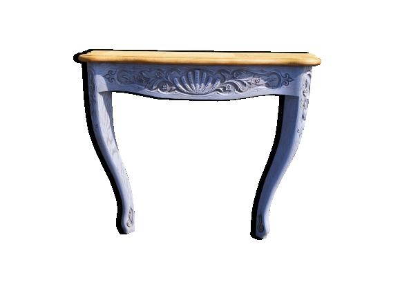 Ancienne console d'applique de style Louis XV