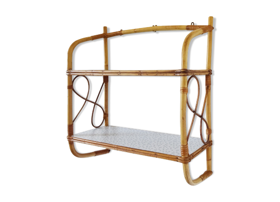 tag re en rotin rotin et osier bleu bon tat vintage b7c5a24d897532c8937c4f29671c9ca4. Black Bedroom Furniture Sets. Home Design Ideas