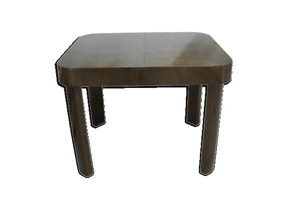 Table de salle à manger art déco Jindřich Halabala 1930