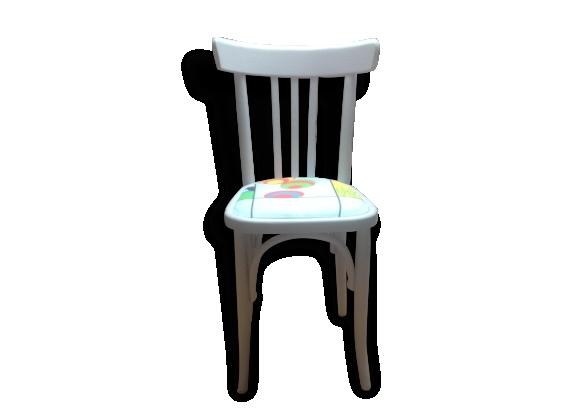 Chaise bistro modernisée