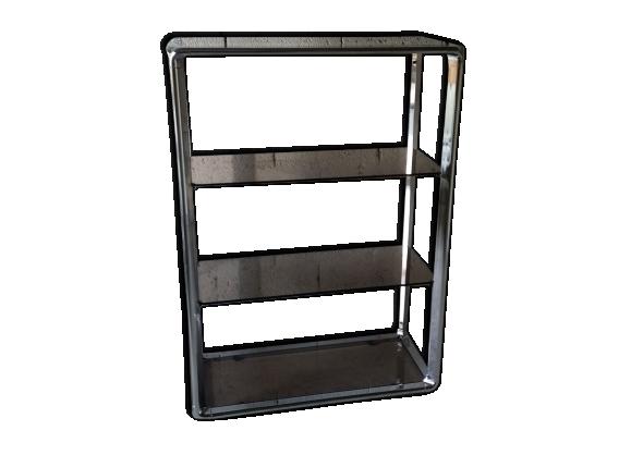 meuble tag res verre. Black Bedroom Furniture Sets. Home Design Ideas