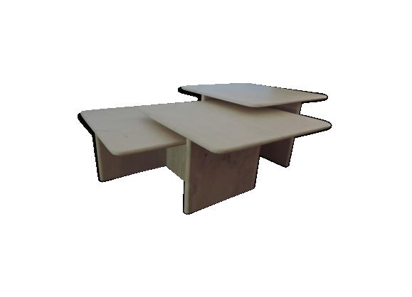 Table encastrable achat vente de table pas cher - Table basse encastrable ...