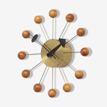 r veil horloge pendule vintage d 39 occasion. Black Bedroom Furniture Sets. Home Design Ideas