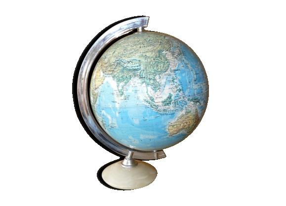 vintage globe achat vente de vintage pas cher. Black Bedroom Furniture Sets. Home Design Ideas