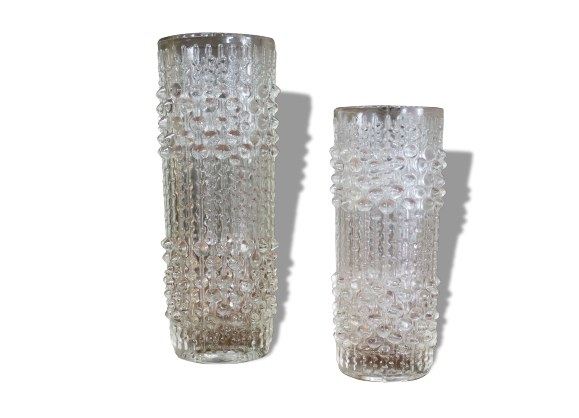 Hermanova set candle wax vases frantisek peceny verre - Decorer un vase transparent ...