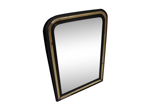 Miroir napol on iii 101x72cm le fait main for Miroir napoleon
