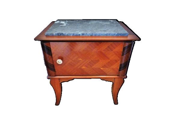 Chevet art d co - Table de chevet marbre ...