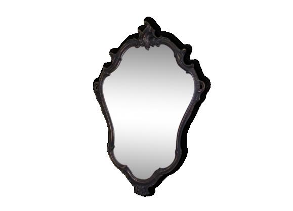 Miroir baroque relooké