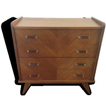 commode et chiffonnier vintage d 39 occasion. Black Bedroom Furniture Sets. Home Design Ideas