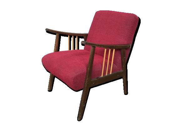 fauteuils tissu vintage. Black Bedroom Furniture Sets. Home Design Ideas