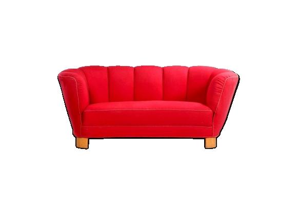 canap art deco. Black Bedroom Furniture Sets. Home Design Ideas