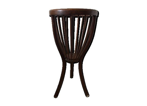 travailleuse en bois courb le fait main. Black Bedroom Furniture Sets. Home Design Ideas
