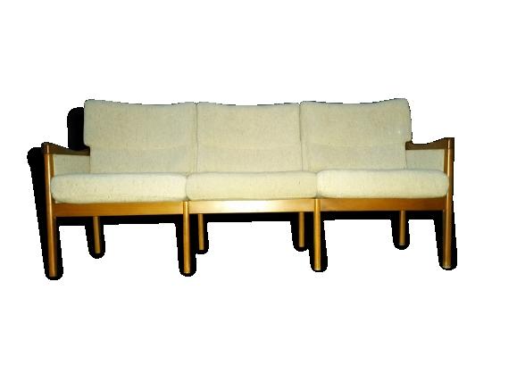 Canapé sofa scandinave Casala années 50/60