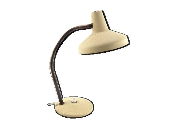 Lampe années 50 beige